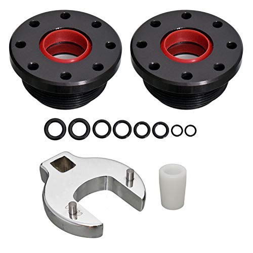 HS5157/HS5167 Hydraulic Cylinder Seal Kit with Pin Wrench - Compatible with Seastar Hydraulic Steering System
