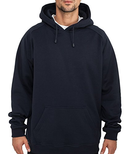 Urban Classics - Classics Hoodie (XL, Navy)