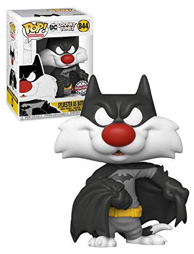 POP Funko DC Looney Tunes 844 Sylvester as Batman Special Edition …