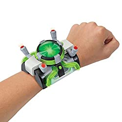 The Omnitrix may look like just a cool watch, but the minute Ben discovers this device from another galaxy, his world changes forever!