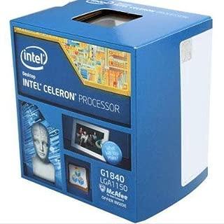"Intel Corp. - Intel Celeron G1840 デュアルコア(2コア)2.80 Ghz プロセッサー - Socket H3 Lga-1150""製品カテゴリ:Cpus/1150-ピン デスクトップ CPUS"""