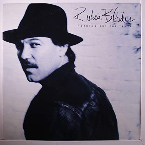 Ruben Blades - Nothing But The Truth - Elektra - 960 754-1