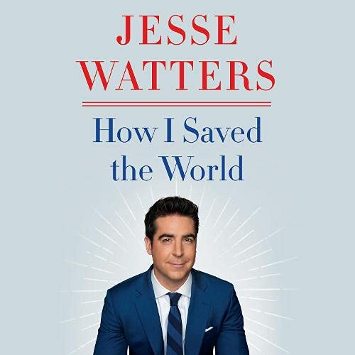 How I Saved the World cover art