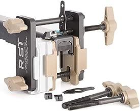 RST RearSightTool Gen 4 Universal Field Sight Pusher [Rev B] - 2 in 1: Front & Rear Sight installations + Compact Range Sight Adjustment Tool