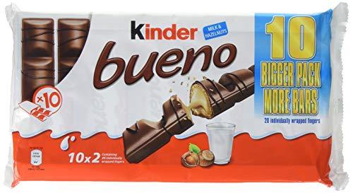 Kinder Bueno Chocolate (10 x 43g)