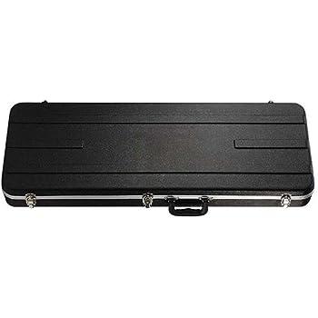 Stagg ABS-RE 2 - Estuche para guitarra eléctrica (interior moldeado, rectangular): Amazon.es: Instrumentos musicales