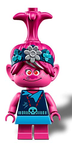 LEGO Trolls World Tour Amapola Minifigura desde 41254 (Embolsada)