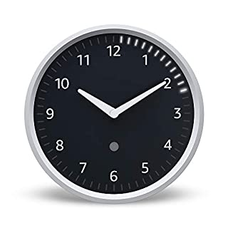 Echo Wall Clock - see timers at a glance - requires compatible Echo device (B07FQDMKFT) | Amazon price tracker / tracking, Amazon price history charts, Amazon price watches, Amazon price drop alerts