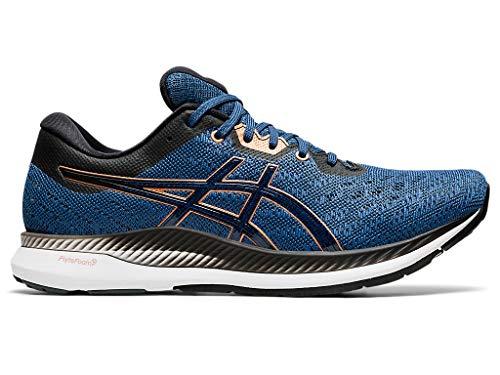 ASICS Men's EvoRide Running Shoes, 11.5, Grand Shark/Pure Bronze