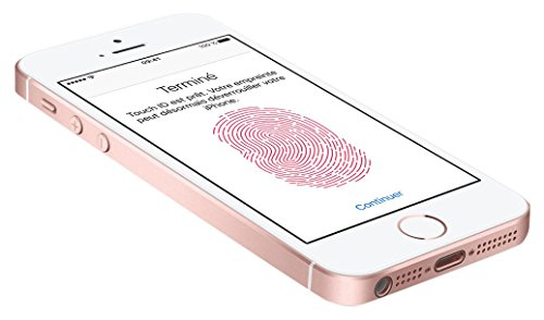 Apple iPhone SE 16 GB Smartphone - Rose Gold (Generalüberholt)
