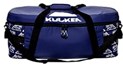 Authentic Kulkea Luggage See Description Below