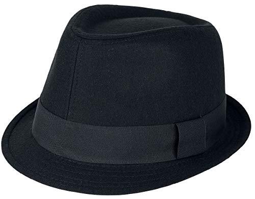 Forplay Brim Hat Unisex Hut schwarz L-XL