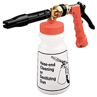 Gilmour 875144-1001 Foamaster Cleaning Sprayer Nozzle, 1-12 oz (B000XTH1GY) | Amazon price tracker / tracking, Amazon price history charts, Amazon price watches, Amazon price drop alerts