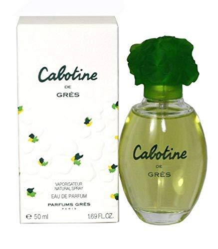 Parfums Gres Cabotine Eau de Parfum Vaporisateur pour Femme 1.68 oz 49.68 ml