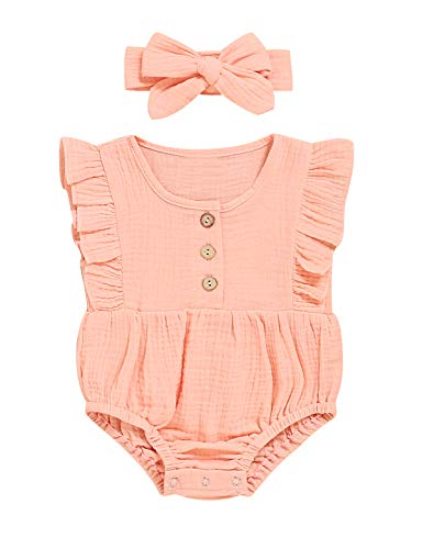 (50% OFF) Ruffle Jumpsuit $6.99 – Coupon Code