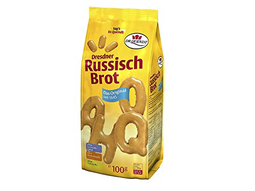 Dr. Quendt Dresdner Russisch Brot, 100 g