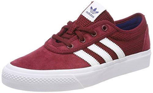 Adidas Adi-Ease, Zapatillas de Deporte Unisex Adulto, Rojo (Buruni/Ftwbla/Reauni 000), 43 1/3 EU ⭐