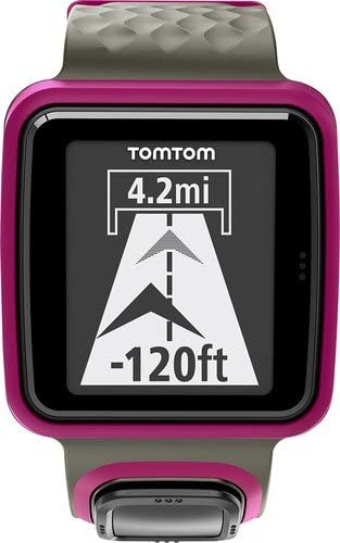 TomTom Runner OFFicial site GPS Watch - Daily bargain sale Pink Special 1RR0.001.11 Edition Dark
