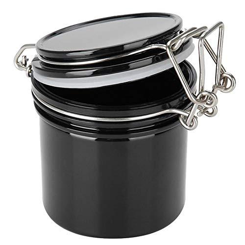 happygirr 2 tapones de pegamento para pestañas, reutilizables, pegamento de carbón activo, recipiente de almacenamiento, sellado, deshumidificación, maquillaje, herramienta de pestañas