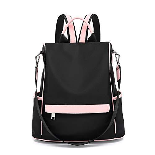 GYCZC Anti-Theft Laptop Backpack, Fashion Ladies Backpack, Multi-Function Large Capacity Student Bag, Leisure Travel Bag, Size 28X31X14Cm