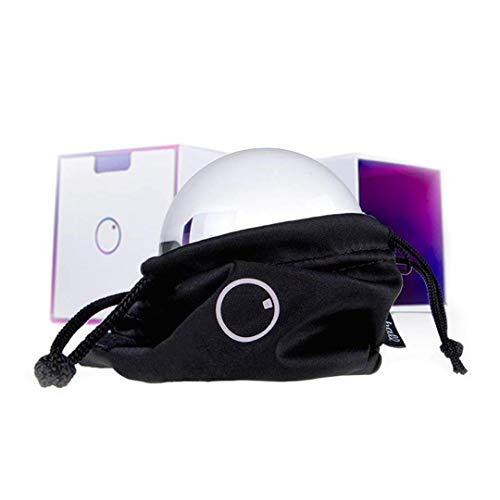 Lensball, Sfera di cristallo K9 Lensball Pro (80mm), con custodia in microfibra, accessori per fotografia