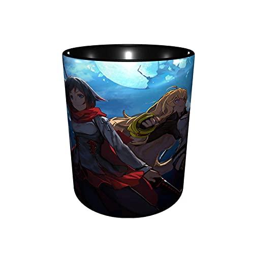 Hdadwy Becher Rw-By Blake Belladonna Keramikbecher, Milchbecher, Multifunktions-Kaffeetasse mit Griff, Mode-Wasserbecher für Männer und Frauen