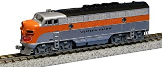 Kato USA Model Train Products EMD F3A #802A Western Pacific N Scale Train