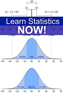 Learn Statistics NOW! Statistics for the Person Who Has Never Understood Math! (NOW Series Book 8)