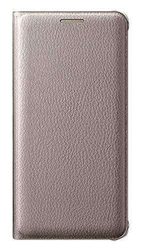 Samsung EF-WA310PFEGWW - Funda de tipo flip para Samsung A3, color gold- Versión Extranjera