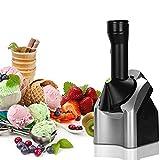 Helado en casa, creadora, Máquina de helados de fruta de postre, Hacer sorbetas de helado deliciosos y yogur congelado, Fabricante de sorbete de bricolaje para niños adultos