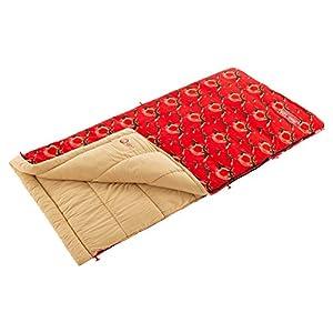 コールマン(Coleman) 寝袋 120thアニバーサリー スリーピングバッグ C0 快適温度0度 レッド