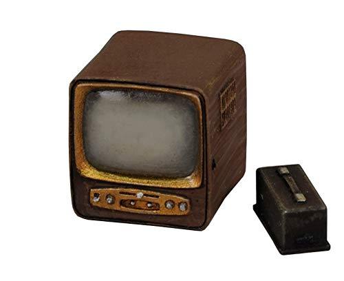 ロイヤルモデル 1/35 1930-50年代のブラウン管テレビ レジンキット RM733