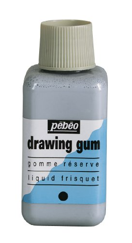 PEBEO Drawing Gum in a 250ml Bottle