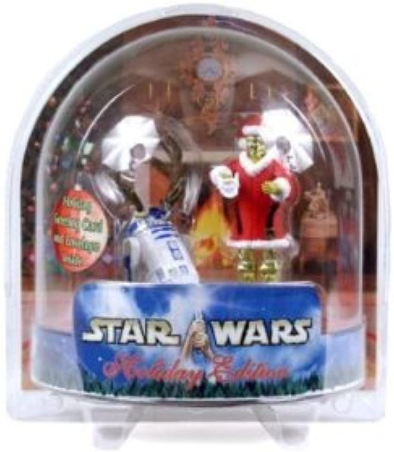 Star Wars Holiday Edition R2D2 and C3PO