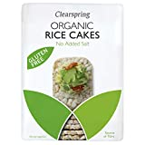 Clearspring Gallette, chips e cracker di riso
