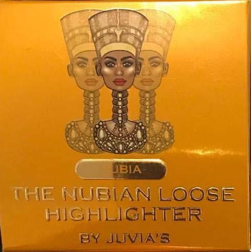 Nubian Sombras Maquillaje marca
