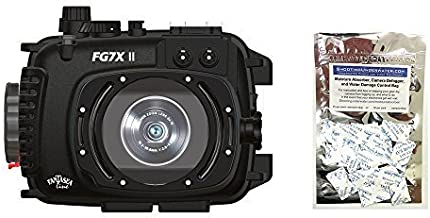 Fantasea FG7X II Housing for Canon G7 X Mark II Exclusive Value Packages