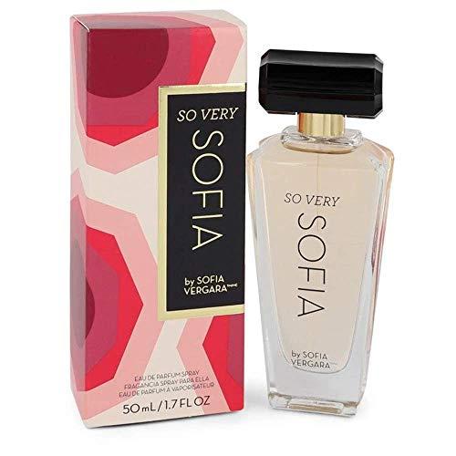 So Very Sofia by Sofia Vergara Eau De Parfum Spray 1.7 oz / 50 ml (Women)