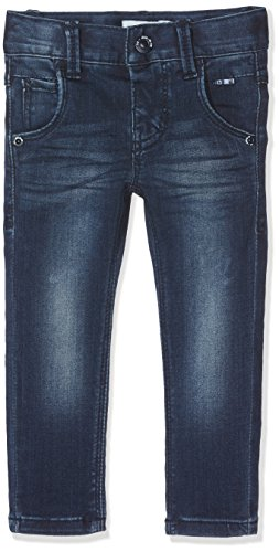 NAME IT Jungen NITCLASSIC XSLXSL DNM Pant NMT NOOS Hose, Blau (Dark Blue Denim), 104
