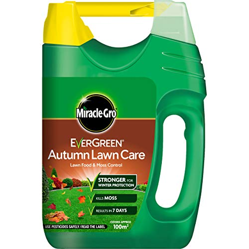 Miracle-Gro EverGreen Autumn Lawn Care Spreader 3.5kg - 100m2