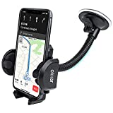Olixar Phone Holder for Car Windscreen - Car Phone Holder with Long Arm