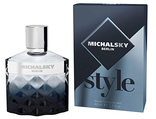 Michalsky Berlin Style Men EdT, 50 ml