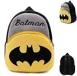 حقيبة ظهر للاطفال بتصميم باتمان من القطن الناعم