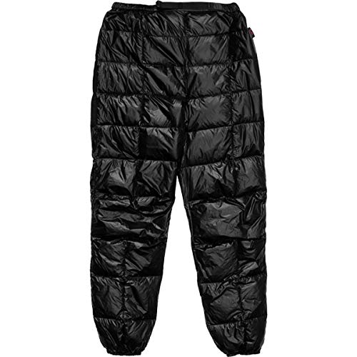 Western Mountaineering Flash Down Pant - Men's Black, L