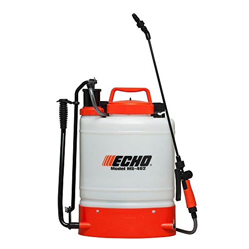 ECHO MS-402 Internal Piston-Pump Backpack Sprayer 4 Gallon
