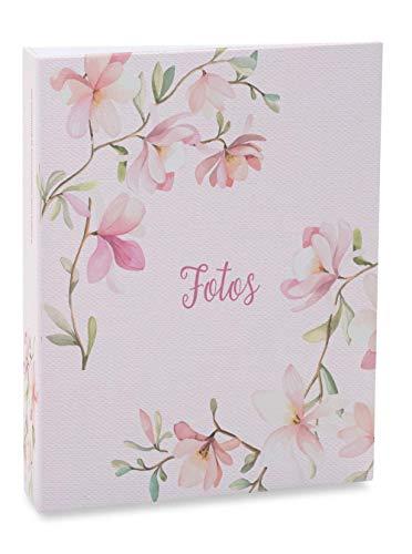 Álbum de Fotos 500 Fotos 10x15 R Floral 318