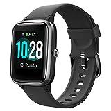 スマートウォッチ 2020 最新版 活動量計 万歩計 心拍計 腕時計 ストップウォッチ 長い待機時間 睡...