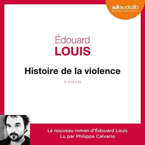 Histoire de la violence audiobook cover art
