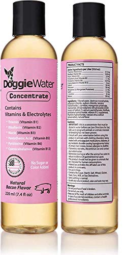 Top 10 best selling list for electrolyte mineral supplement for dogs