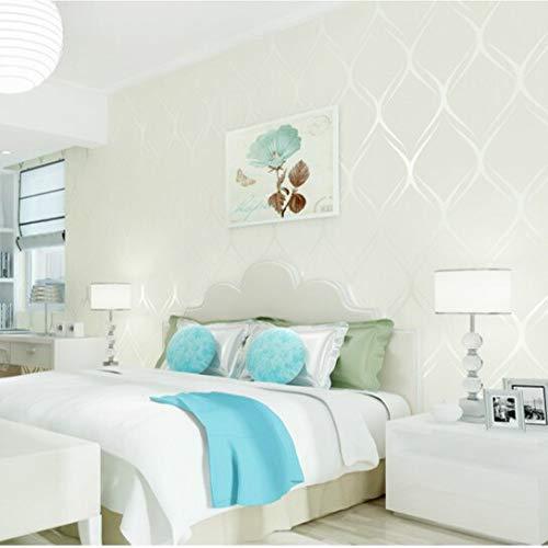 Tapete Luxus Moderne Tapete Beige Weiß Grau Wandverkleidung Schlafzimmer Wohnzimmer Tapete Geometrische Volumen Tapete Dekoration China Wp57902 Weißes Wandbild Wandaufkleber